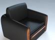 Modeling - Basic armchair