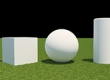 Grass with 3ds max and V-Ray for flat grounds
