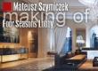Making of Four Seasons Hotel Lobby