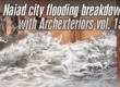 Naiad City Flooding breakdown