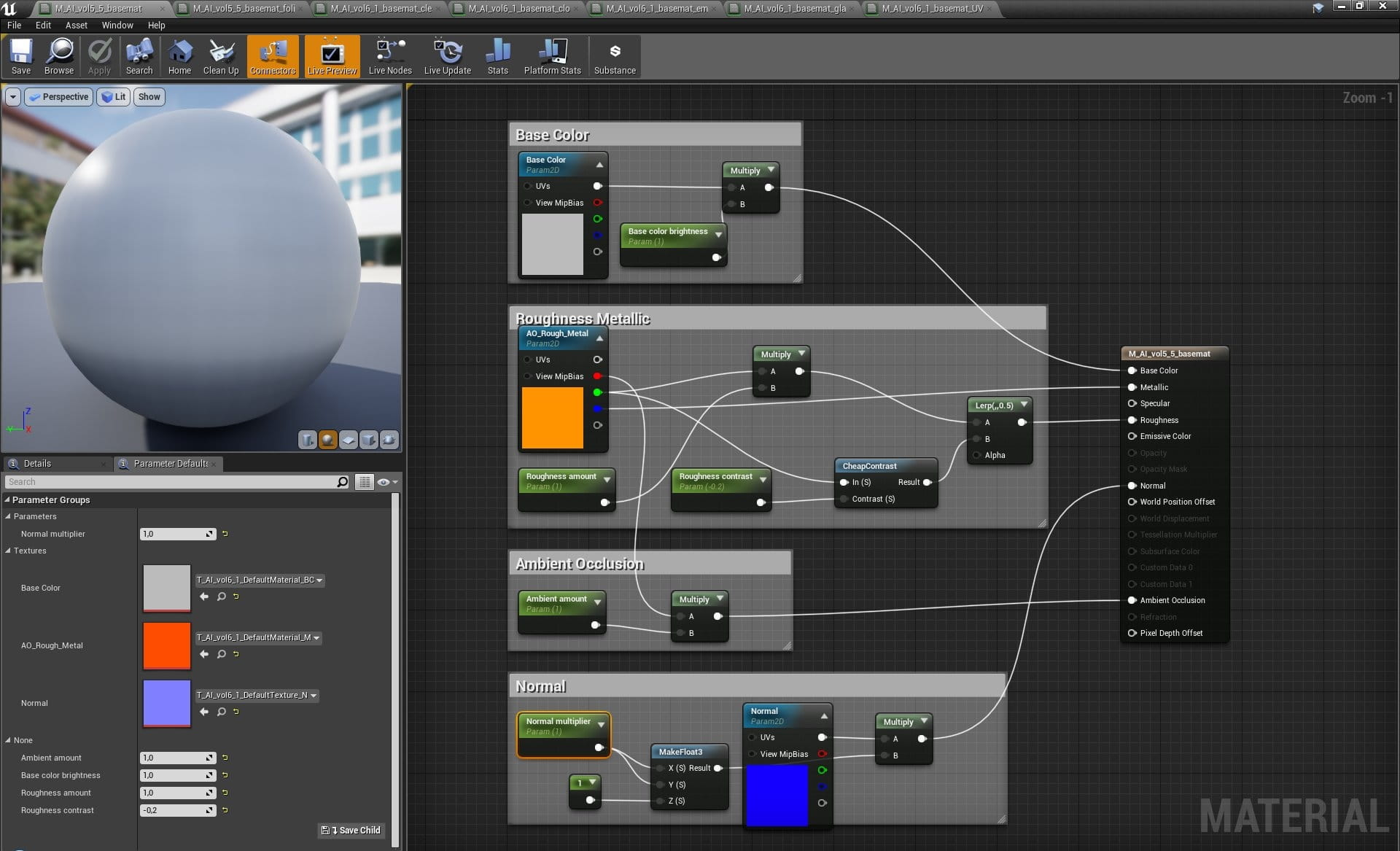 Making of Modern House in Unreal Engine - Tip of the Week
