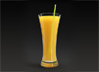 Orange juice in 3ds max and V-Ray