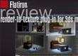 Review: Flatiron - render-to-texture plugin
