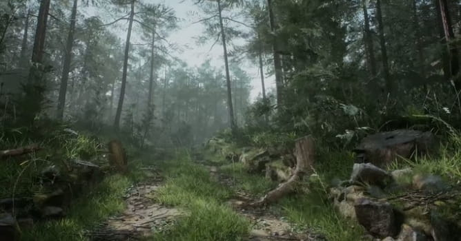 Create a Forest in Unreal Engine 4 in One Hour - Evermotion