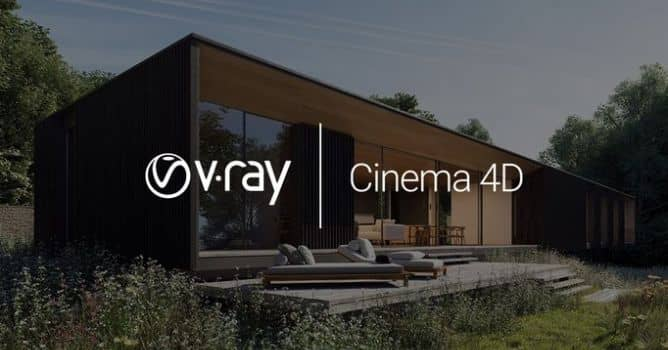V-Ray for Cinema 4D is now an official Chaos Group product