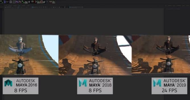 Autodesk Maya 2019 released - Evermotion org