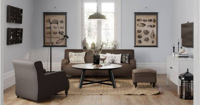 stylish living room.  Making Of Stylish Living Room Tip The Week Evermotion