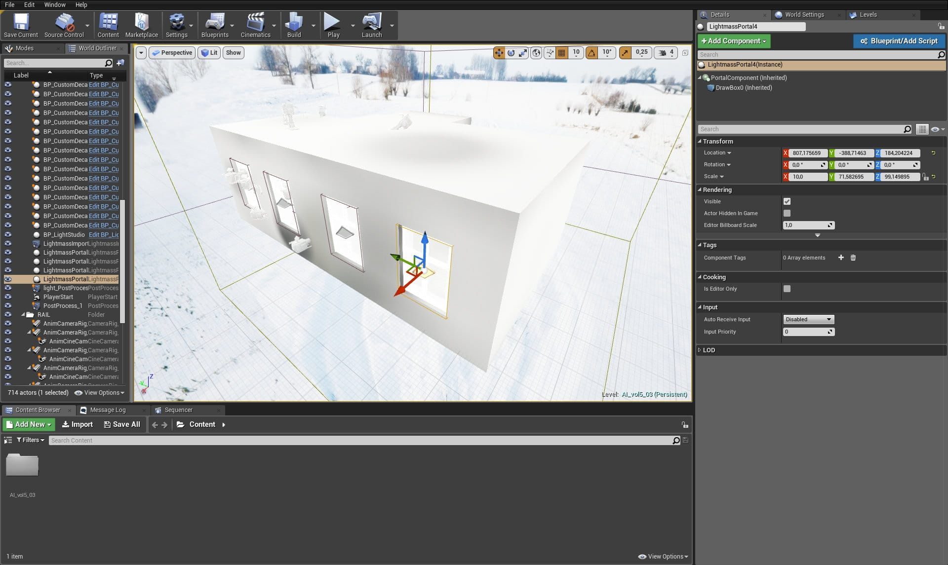 Unreal Engine: Grey Kitchen - Tip of the Week - Evermotion