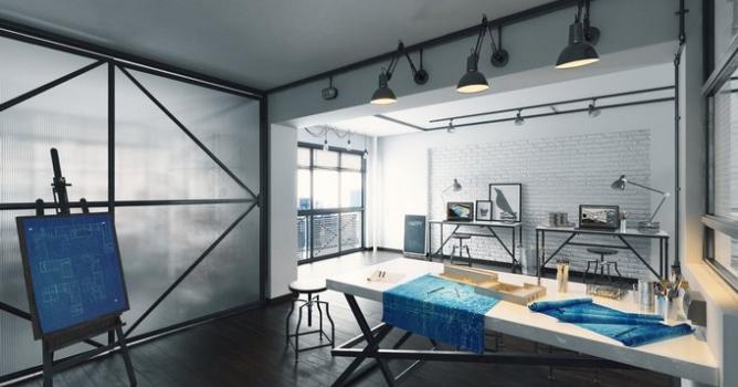small office interior. Small Office Interior G