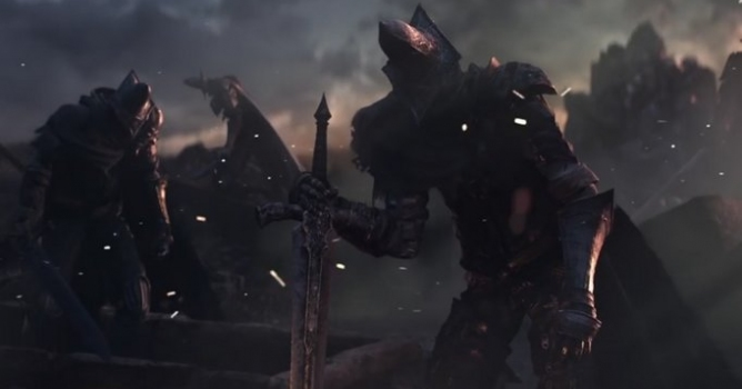 Dark Souls III - Opening Cinematic Trailer - Evermotion org