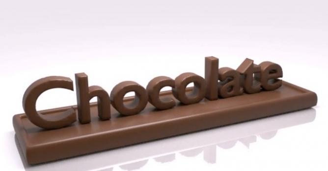 Chocolate Bar Animation Evermotion