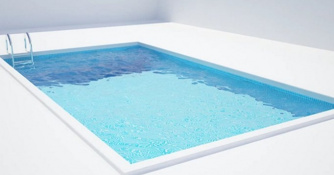 Creating a swimming pool in 3ds max v ray evermotion for Pool show 5168