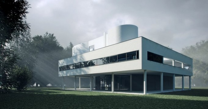 Volume light with vray environment fog evermotion - 3ds max vray exterior lighting tutorials pdf ...