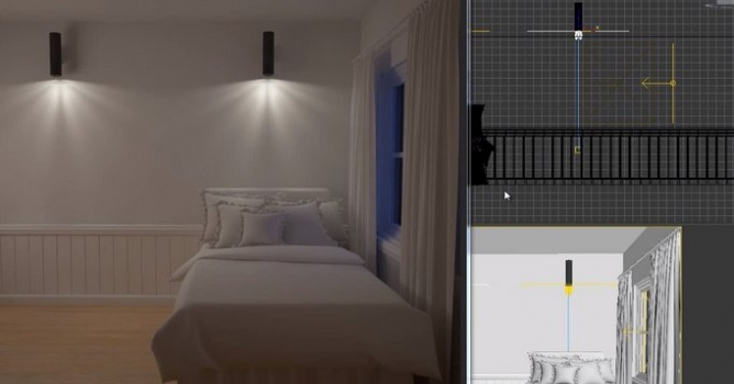 IES Lights in 3ds Max - Evermotion