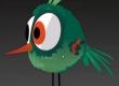 Ornatrix 101: Making a feathered bird, Part 1