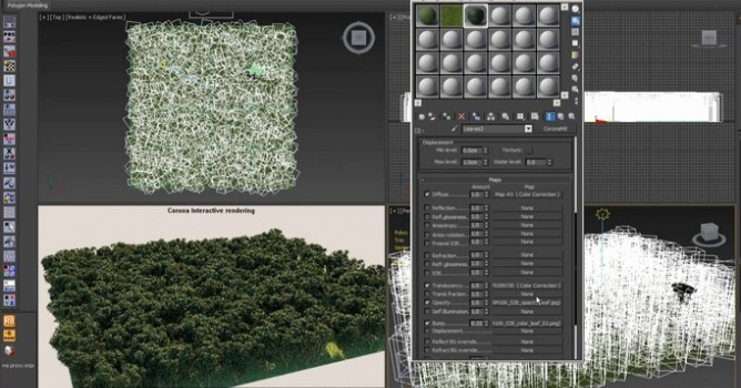 Corona renderer 1. 3 for 3ds max released evermotion. Org.