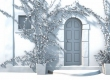 Create a greek corner in Blender