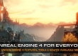 Epic Games Releases Unreal Engine 4 for all