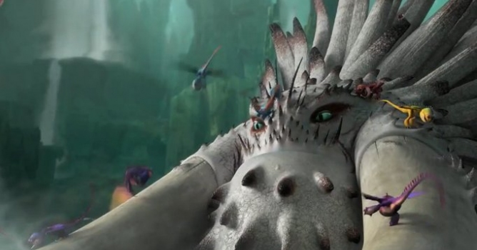 How To Train Your Dragon 2 Meet The New Dragons