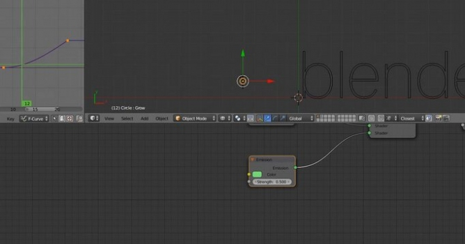 Blender Tutorial: Text Animation - Evermotion