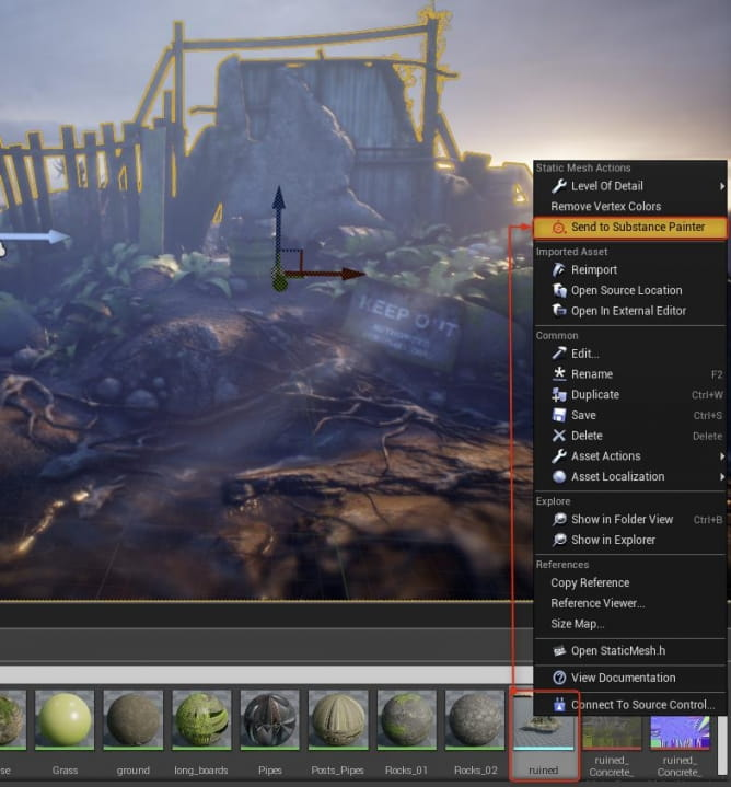 Eight tips for faster work in Unreal Engine 4 - Evermotion
