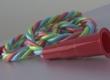 Tip of the Week. Create tangled jumping rope in Blender