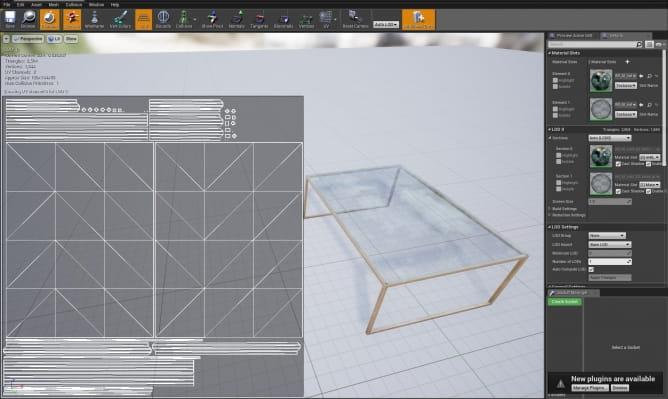 unreal_table_uv