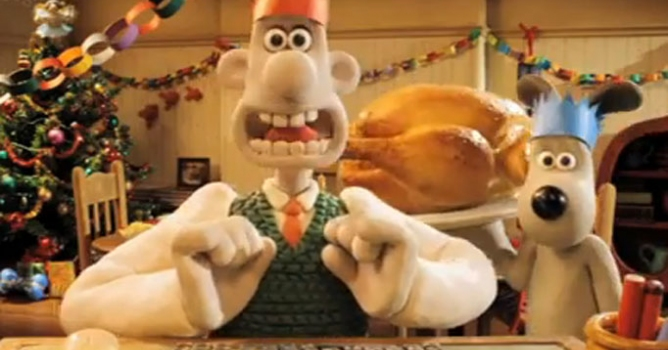 Wallace and Gromit Star in new Christmas Video for Google+ ...