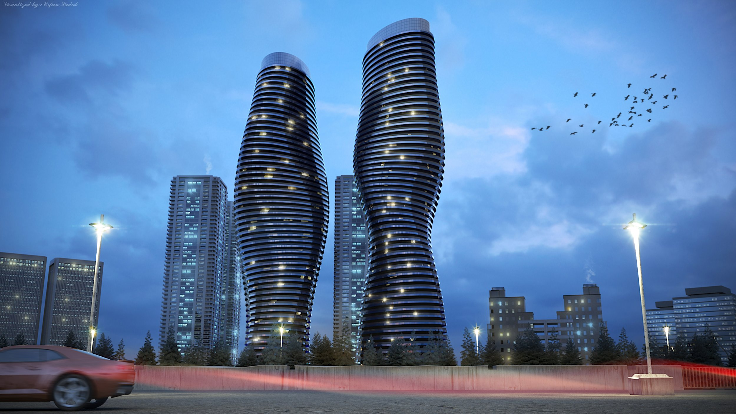 Absolute towers revit dynamo for Absolute towers