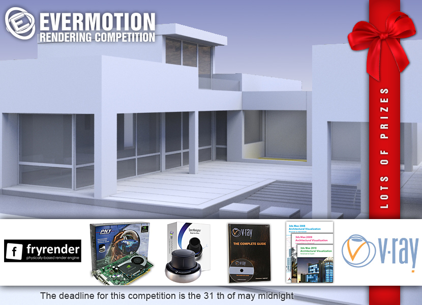 Evermotion rendering competition