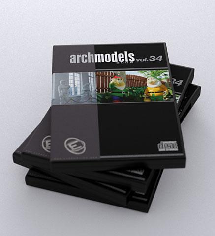 مكتبة أفضل موديلات 3D evermotion العالمية - من VOL-31 إلى VOl-40 archmodels_34.jpg