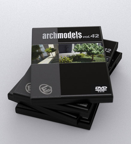 Evermotion ArchModels Vol.42