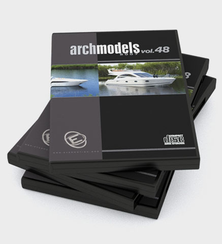 Evermotion ArchModels Vol.48