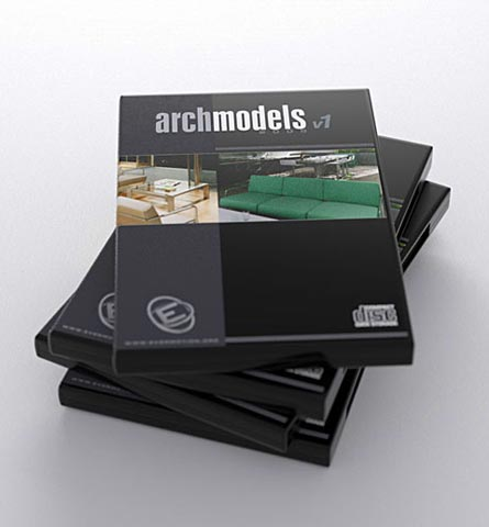 Evermotion ArchModels Vol.01