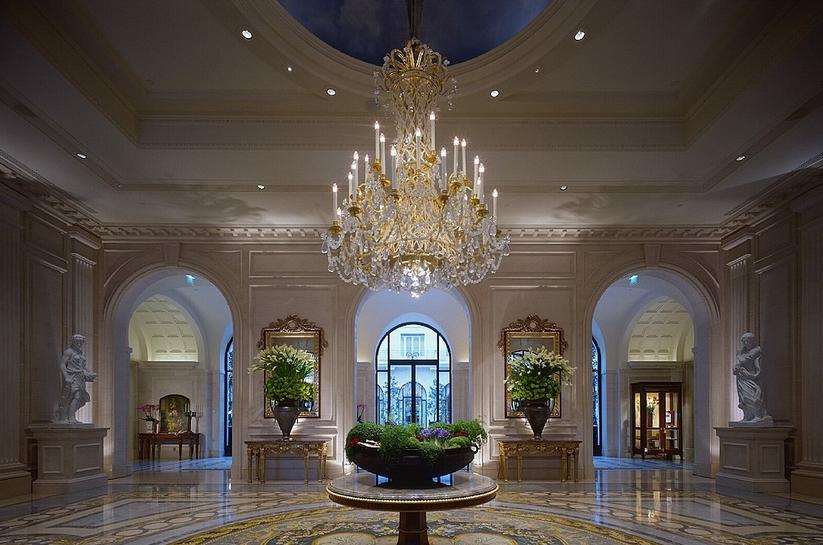 Making of Four Seasons Hotel Lobby 3D Max Tutorial for Interior Design
