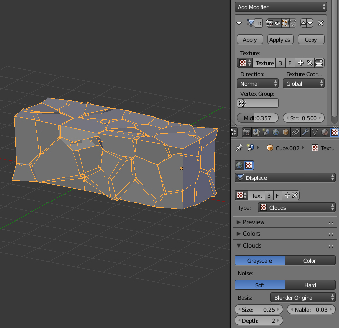 Create Stone Wall in Blender - Tip of the Week - Evermotion