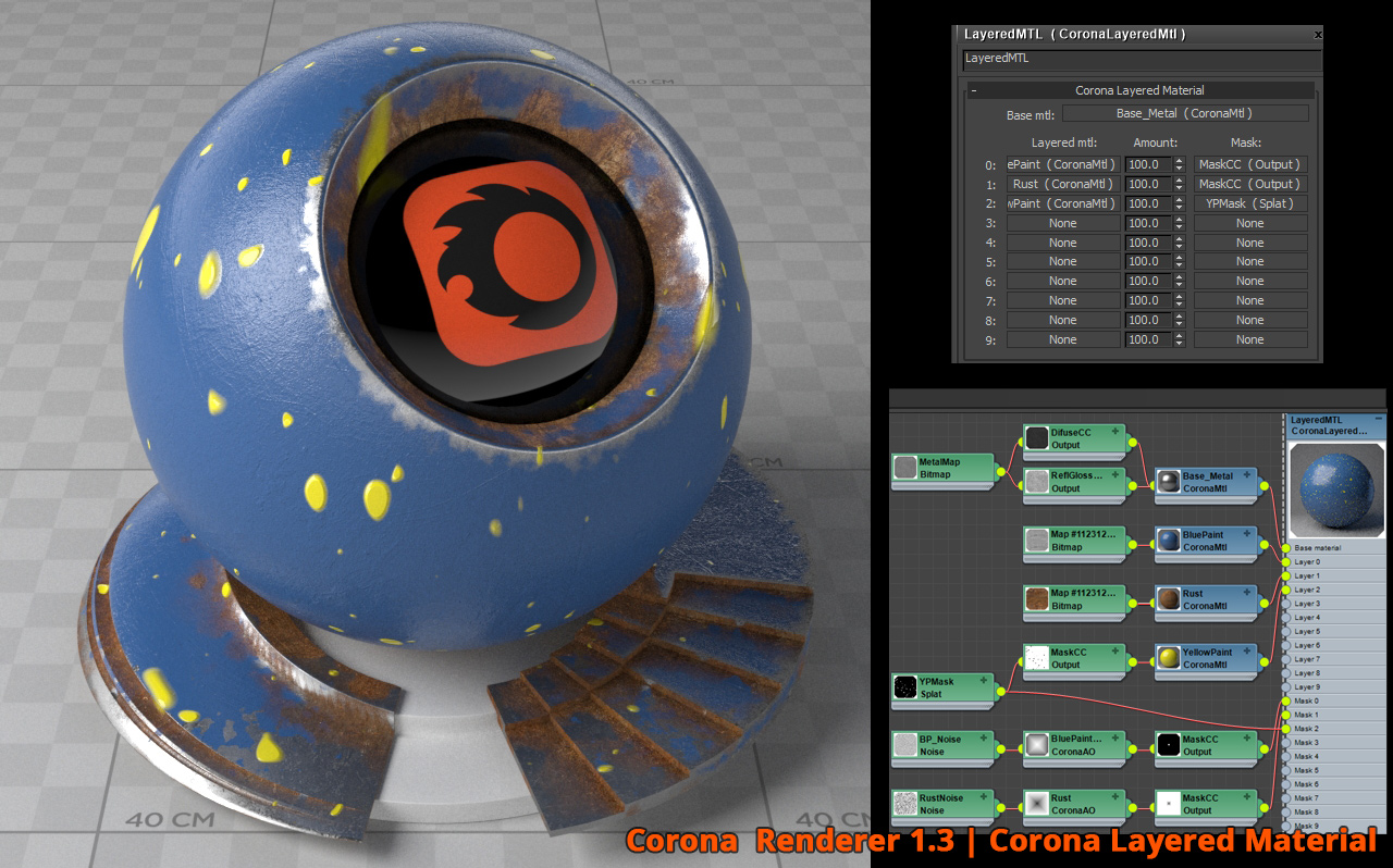Corona renderer 1. 1 for 3ds max released evermotion. Org.