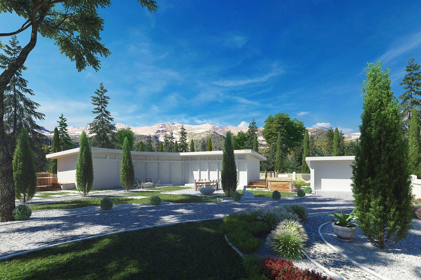 Exterior: Making Of Villa Exterior