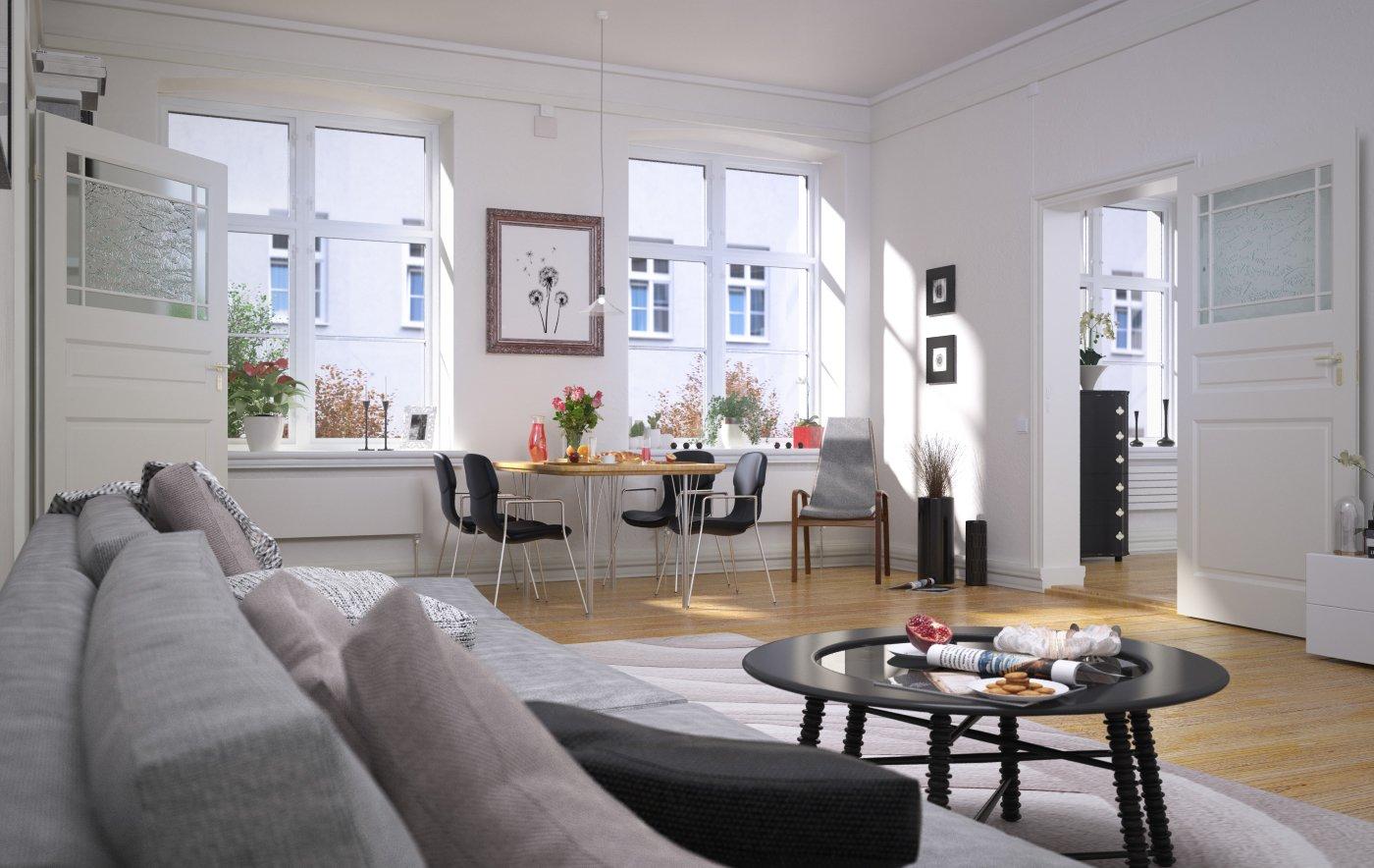 Making Of Scandinavian Living Room Tip Of The Week